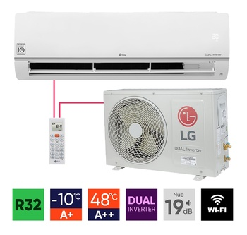 Gaisa kondicionieris LG Standard Plus PC24SQ.NSJ/PC24SQ.UA3